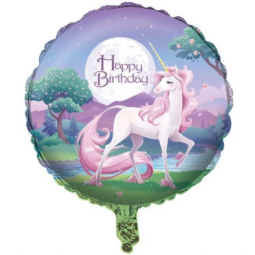 Birthday Party - Unicorn Fantasy Balloon